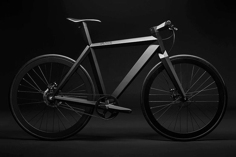 Urban Stealth Bicycles