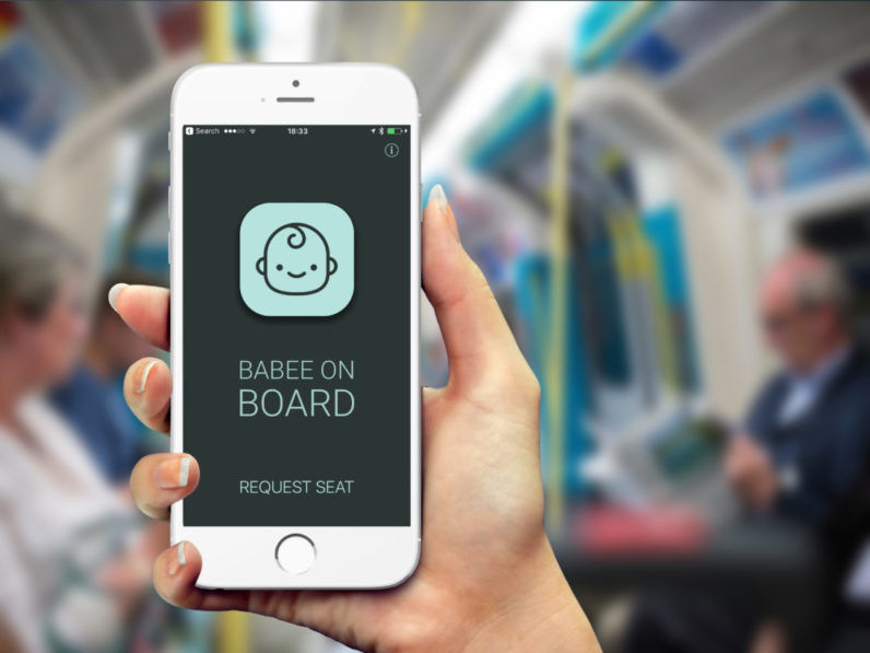 Seat-Finding Pregnancy Apps