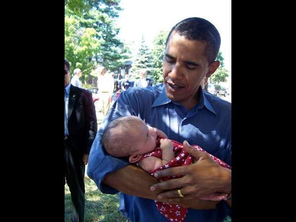 Babies as Political Props