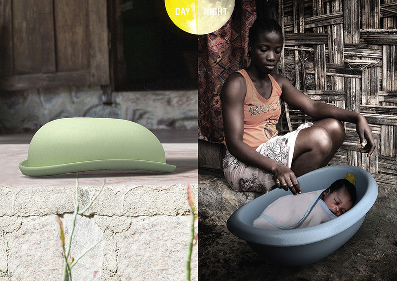 Solar Baby Beds