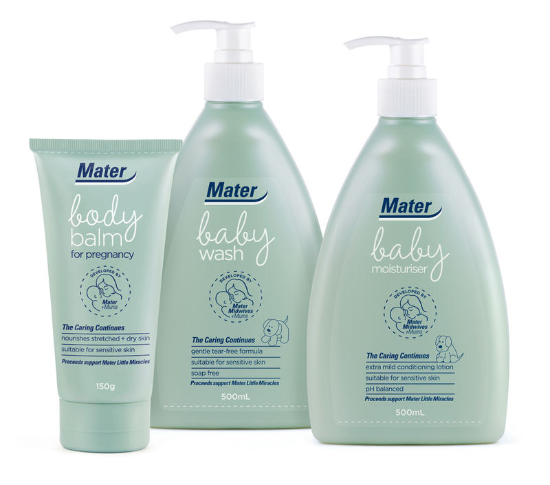 Hospital-Approved Maternal Cosmetics