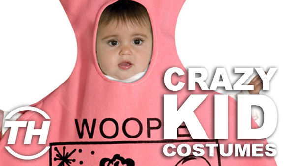 sc 1 st  Trend Hunter & Crazy Kid Costumes : baby costumes