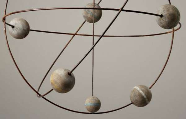 Solar System Crib Decor