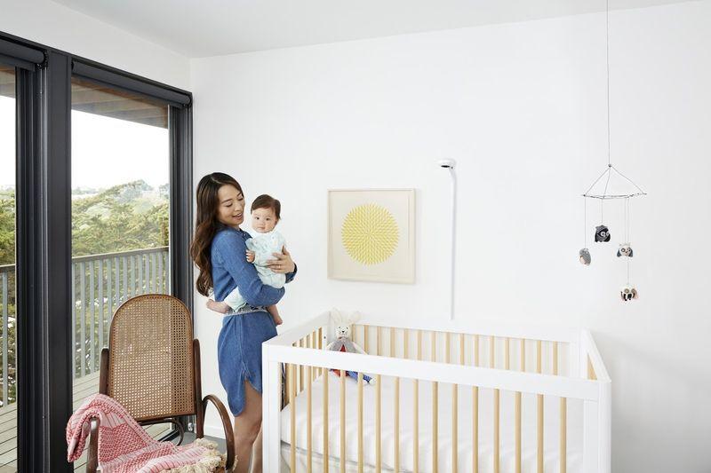 Smart Baby Cameras