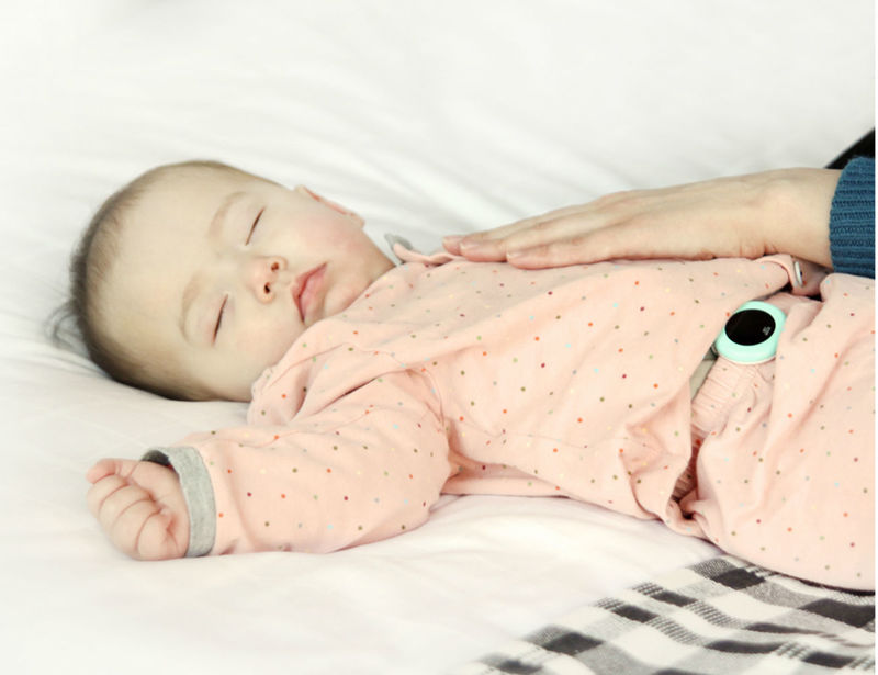 Sleep-Monitoring Infant Wearables