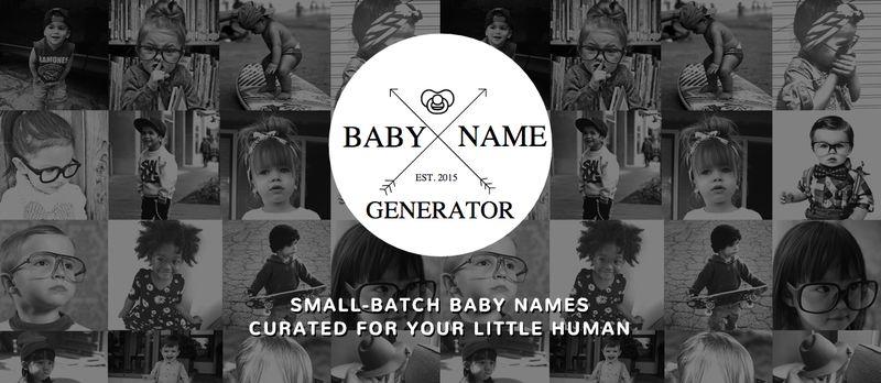 Hipster Name Generators