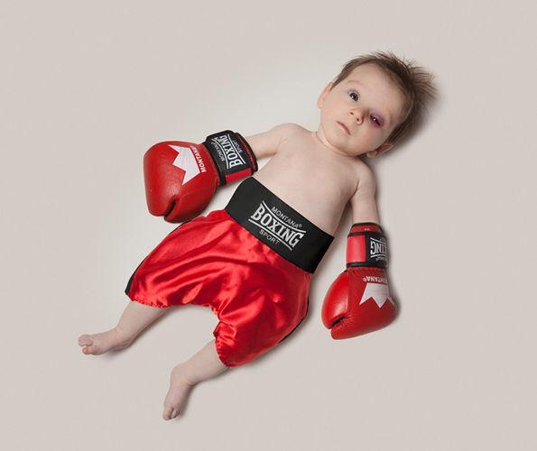 Career-Oriented Baby Photos