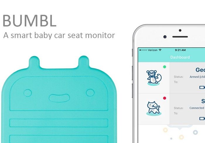 Car Baby Seat Monitors