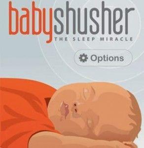 Baby Shushing Apps