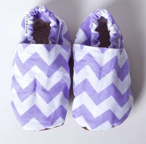 Miniature Infant Moccasins