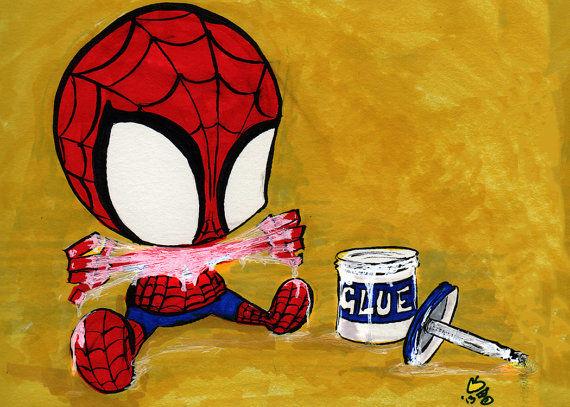 Superhero Nursery Decor