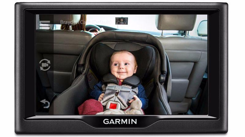 Vehicular Baby Monitors