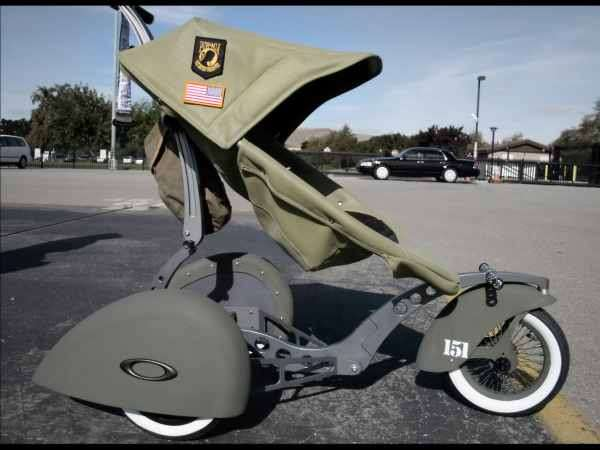 Badass Baby Carriages