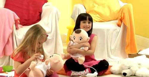 Wii-Stuffed Babies