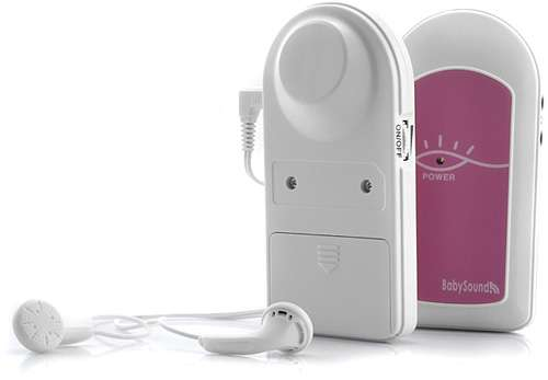 BabySound Fetal Heart Rate Monitor