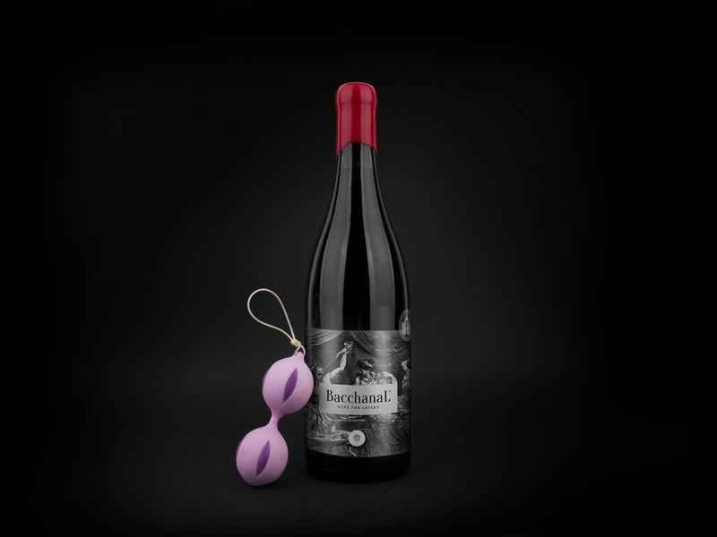 Sensual Wine Bottles