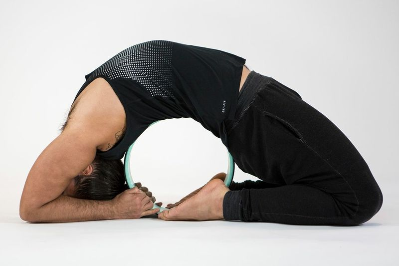 Cylindrical Yoga Props