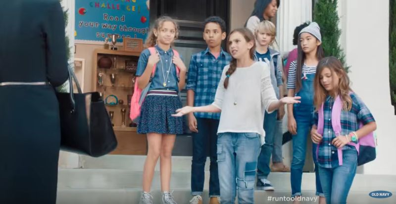 b3a7793a0 Hip Student Commercials   back to school shopping