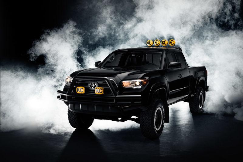 Futuristic Film Trucks