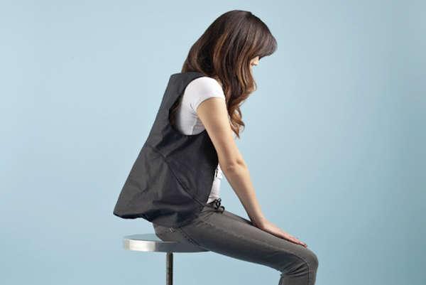 Astronaut-Inspired Backpacks