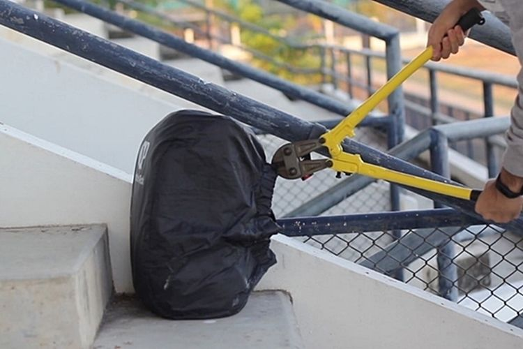 Theft-Proof Backpack Covers
