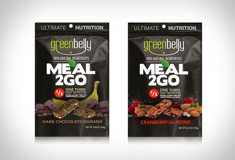 Meal-Replacement Backpacking Bars