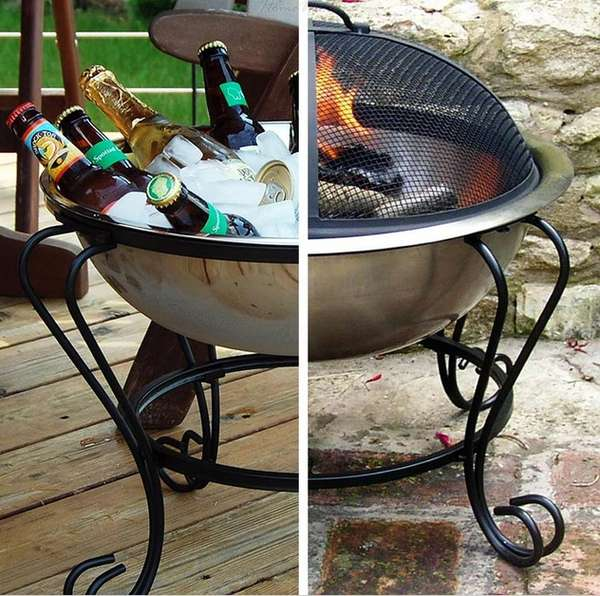 Dual-Purpose Backyard Accessories