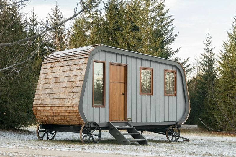 Cozy Backyard Bunkies