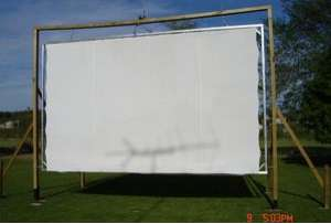 Backyard Theaters