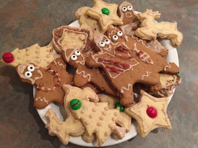 Bacon-Infused Sugar Cookies