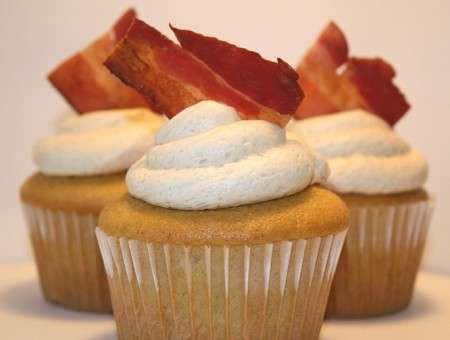 Porky Breakfast Desserts