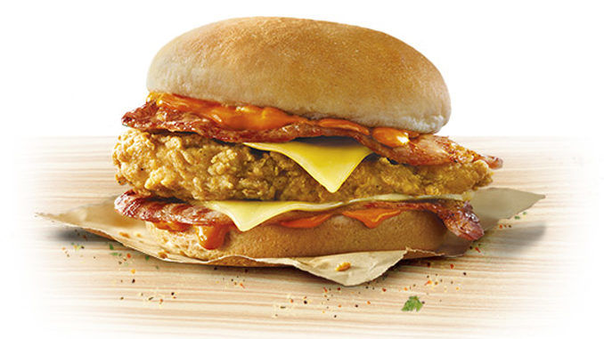 Australia-Style Bacon Burgers