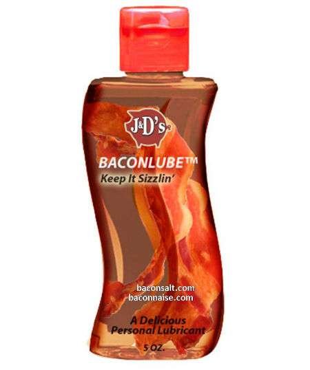 Meat-Flavored Lube