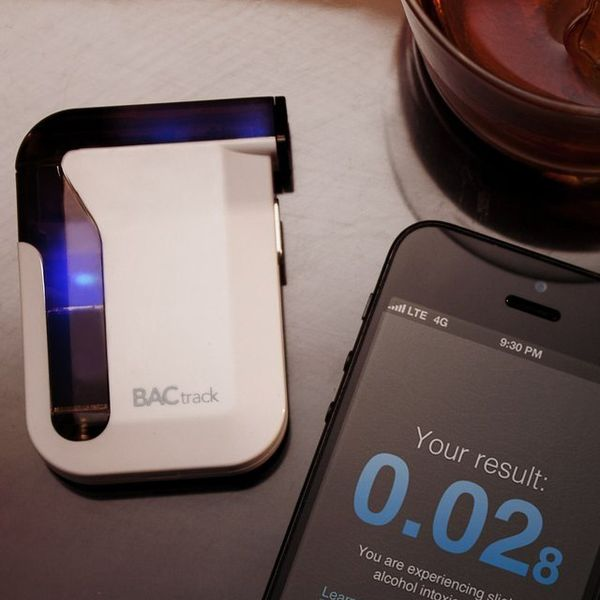 Portable Documenting Breathalyzers