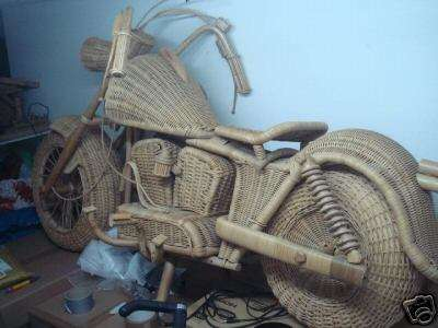 Wicked Wicker Bike