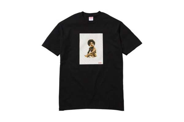 Bad Boy Records x Supreme 'Biggie' Collection