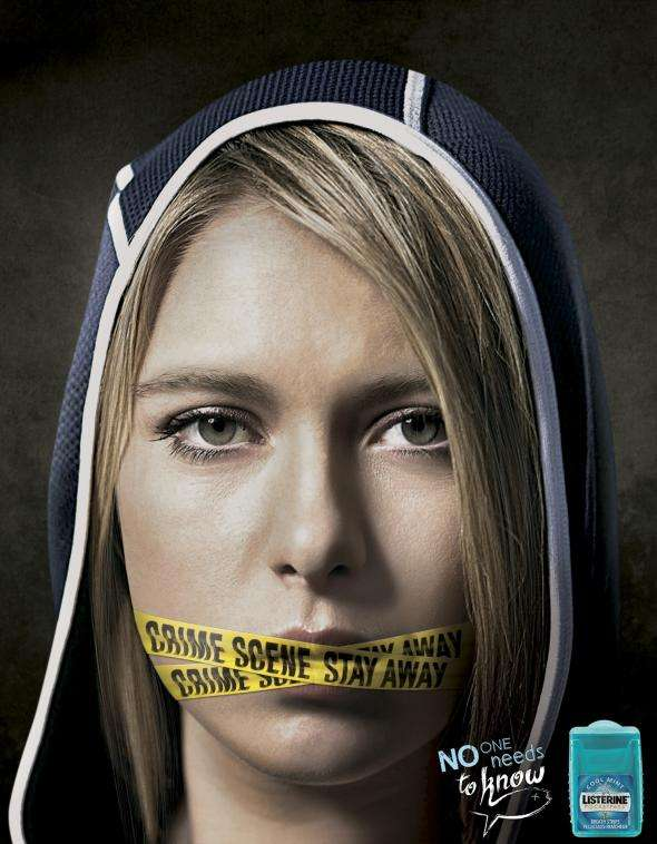 Forensic Halitosis Ads