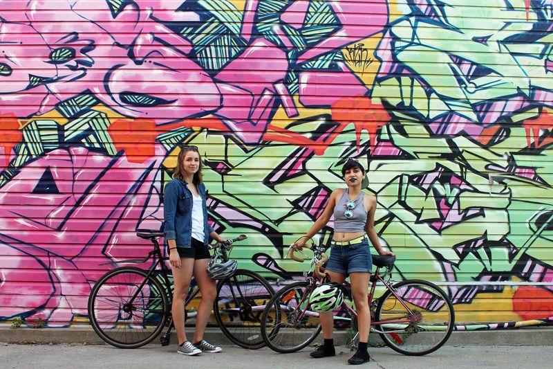 Female-Only Bike Clubs