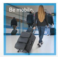 Travelling Shelf Suitcases
