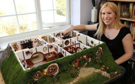 Hobbit Home Dollhouses