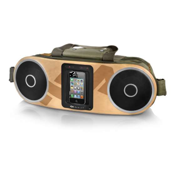 Bag of Rhythm Portable Audio System