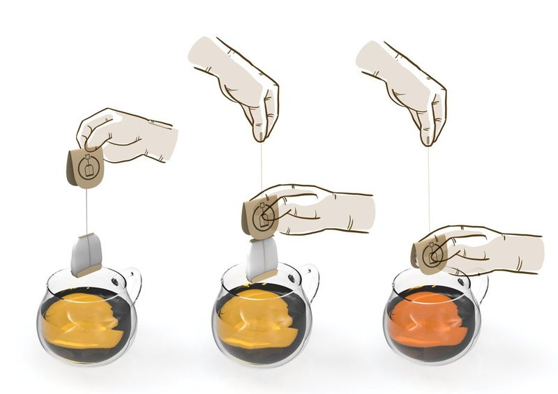 Squeeze-Friendly Tea Bags