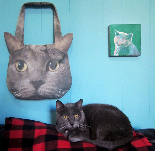 Custom Cat Purses