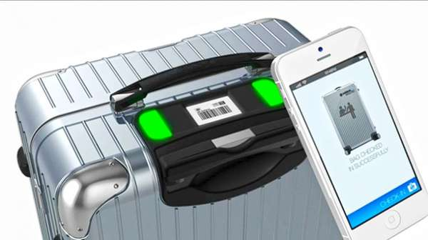 Trackable Luggage Concepts