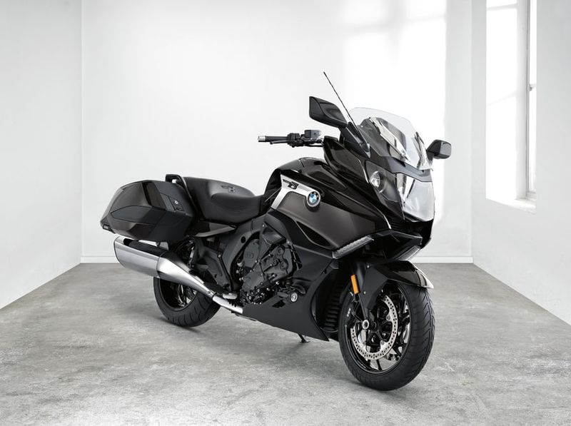 Blackened Bagger Motorcycles