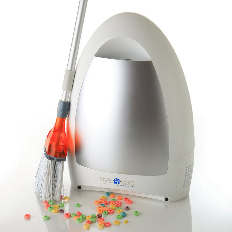 Touchless Stationary Vacuums