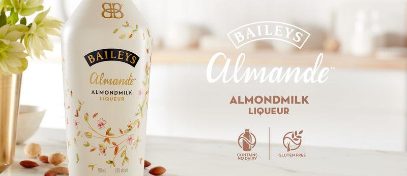 Almond Milk Liqueurs