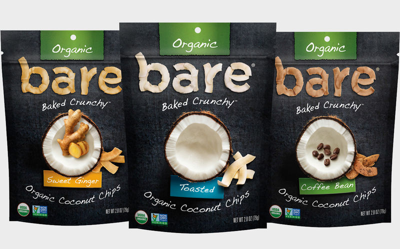 Organic Baked Coconut Chips