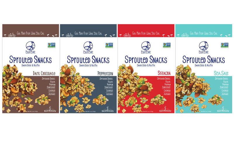 Seed-Based Baked Snacks