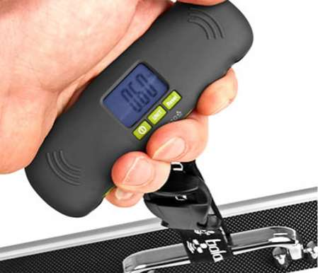 Tiny Luggage Scales